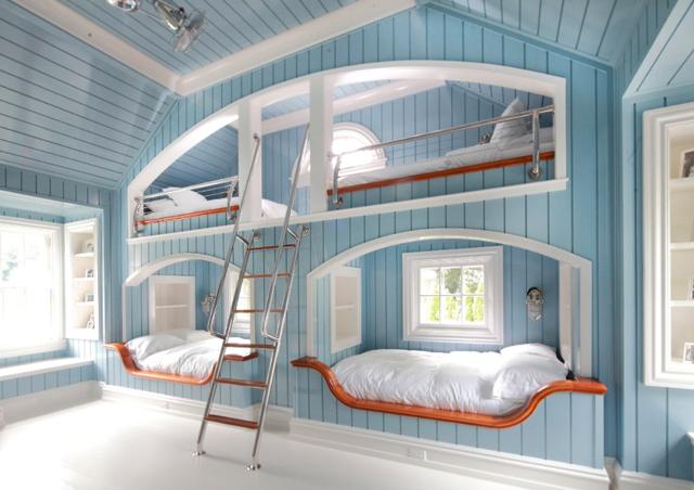 micasaessucasa :     Bunkroom by Pamela Jimenez Design
