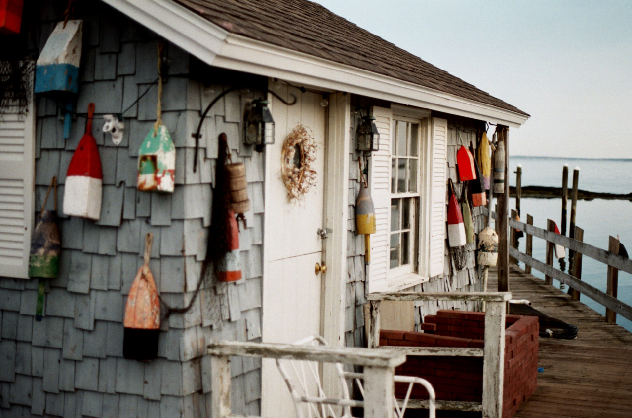 simplici-tea :     Bailey Island, Maine November 26, 2011 Film