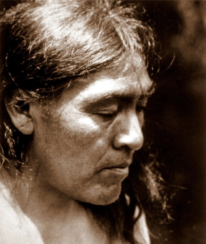 "This man, called ""Ishi"", was reportedly the last surviving member of his northern California tribe, the Yahi.  His incredible story is told, and I hear, somewhat fictionalized, in  Ishi: Last of His Tribe  by Theodora Kroeber."