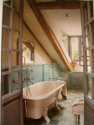 dyingofcute: delicate bathroom