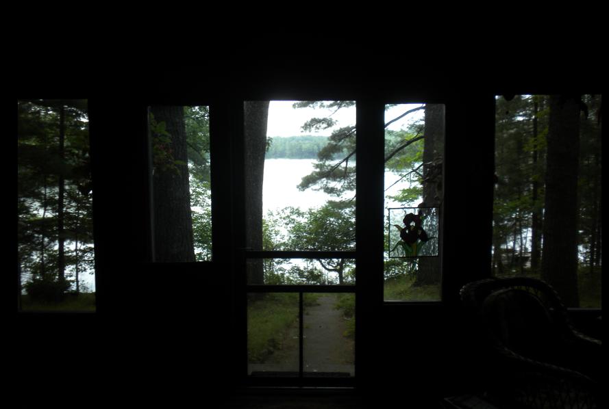 folkcore :     Front door.