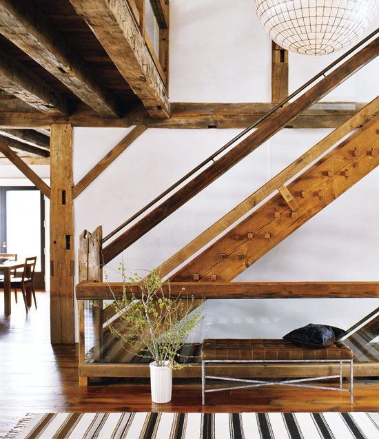 sfgirlbybay: A Barn That Became A House | DigsDigs