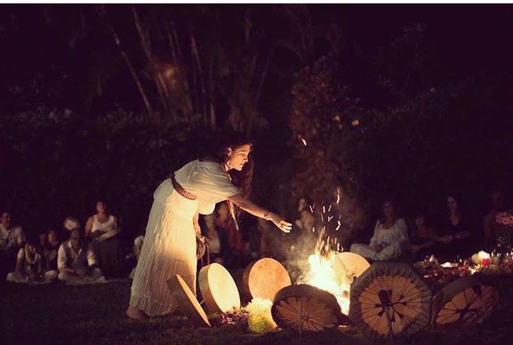 Luz Duque - Light worker - Reiki Master - Ceremony Leader - Women Circles