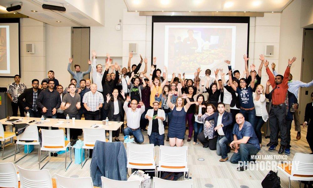 StartupWeekend, 2014