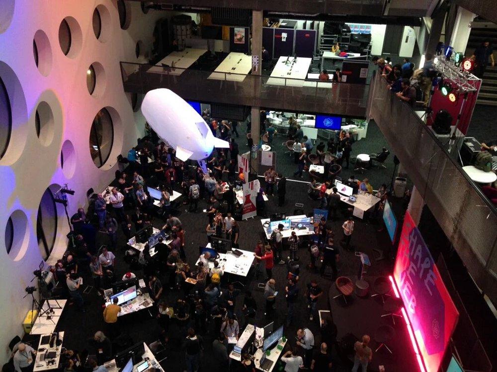 Mozilla Festival, 2015