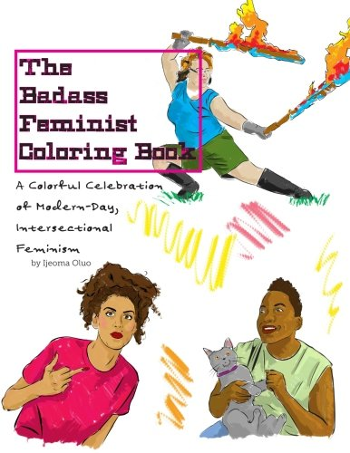 The Badass Feminist Coloring book is a righteous celebration of modern-day feminists. Featuring 40 badass feminists and bonus essays on feminism, this book is a bundle of intersectional feminist awesomeness. -