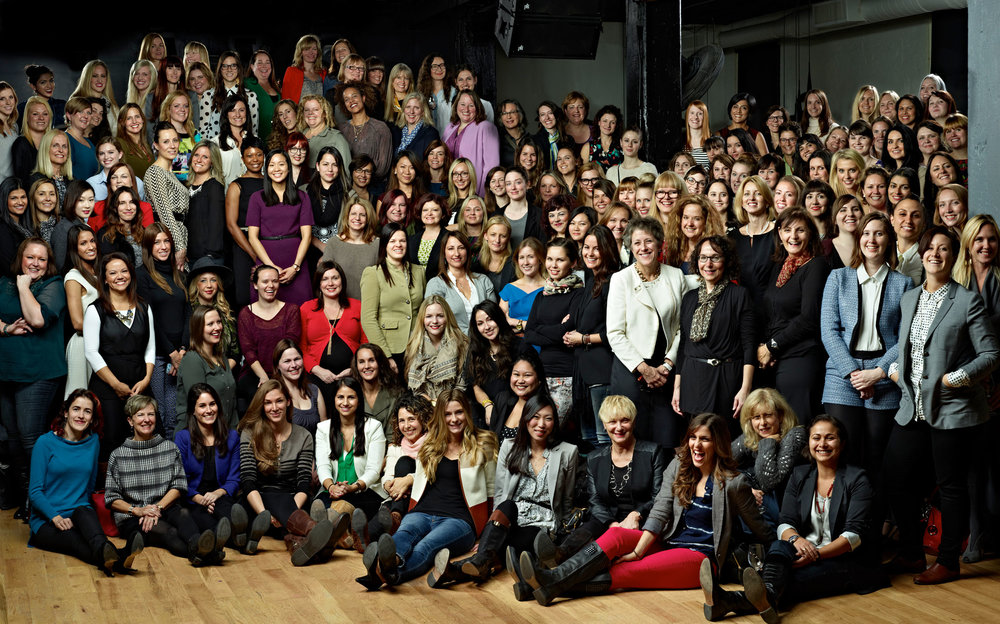 Over 140 women from the advertising, design and digital fields attended the Canadian launch of the Let's Make the Industry 50/50 Initiative, a bold movement founded by the Art Directors Club in New York (ADC) with a goal of elevating the awareness of talented and qualified women among the senior ranks of the creative industry around the world. -