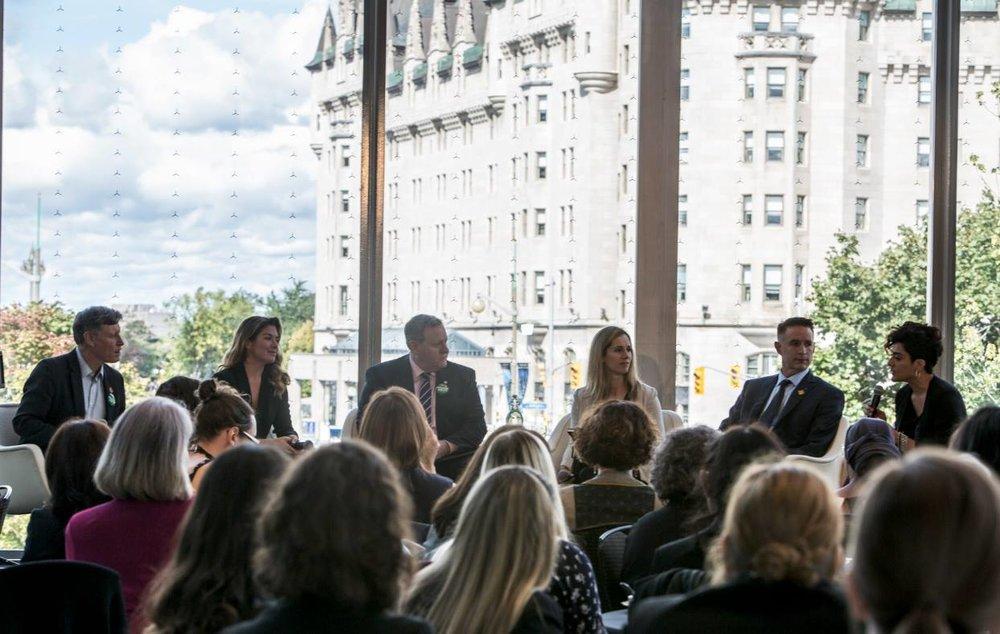 Women Deliver 2019 with Sophie Grégoire Trudeau, 2018