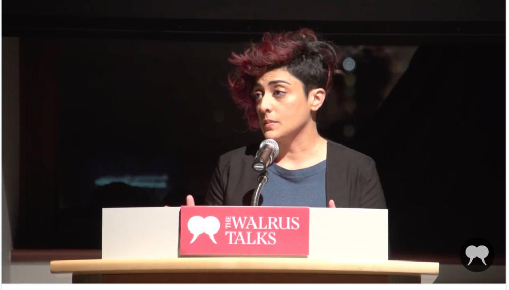 The Walrus Talks, Ottawa, 2018