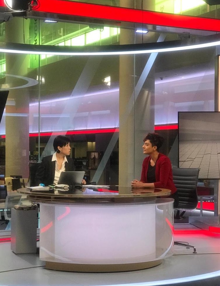 Channel News Asia, Singapore, March 2019