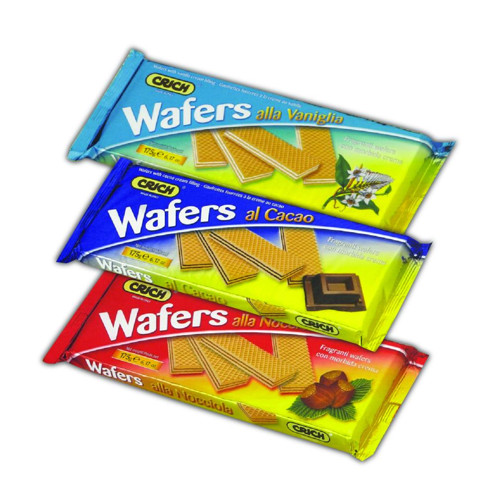 Crich Italian Wafer Bars