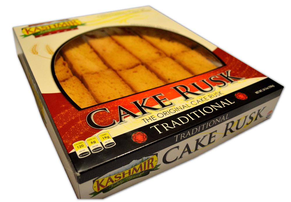 Traditional Cake Rusk