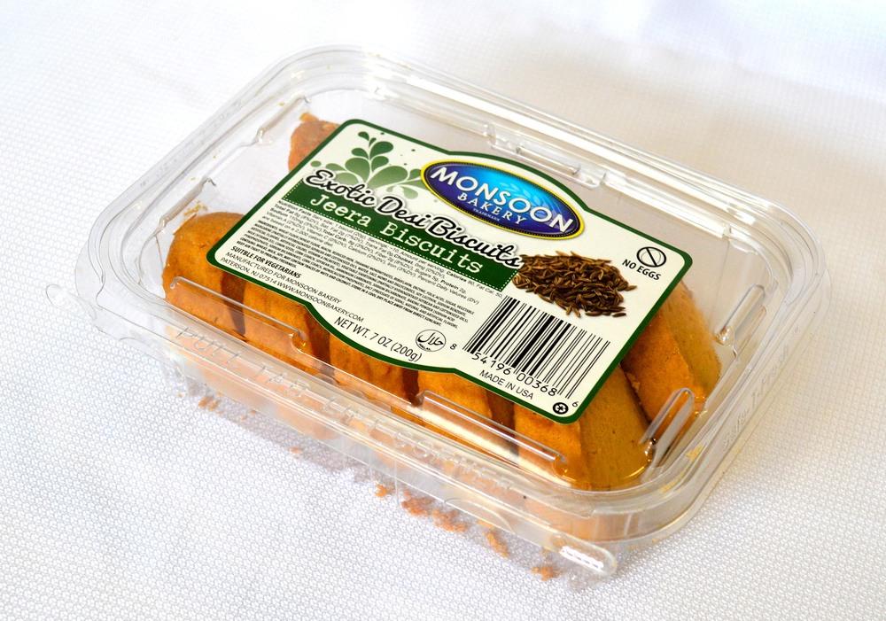 Jeera Biscuits