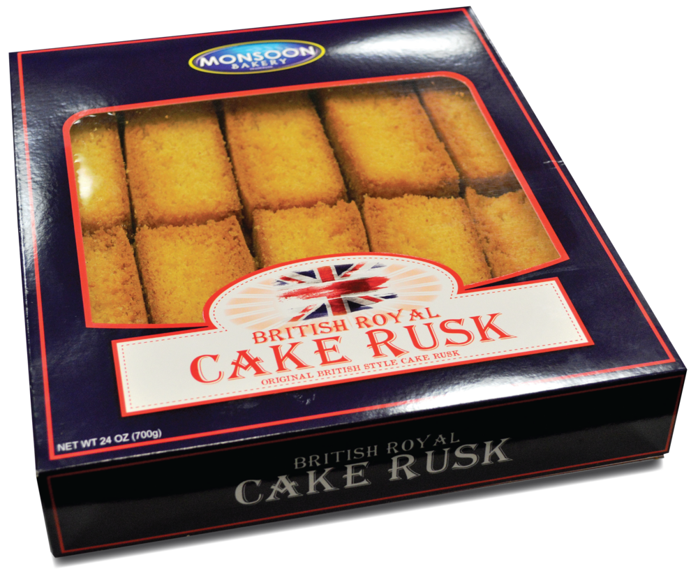 British Royal Cake Rusk