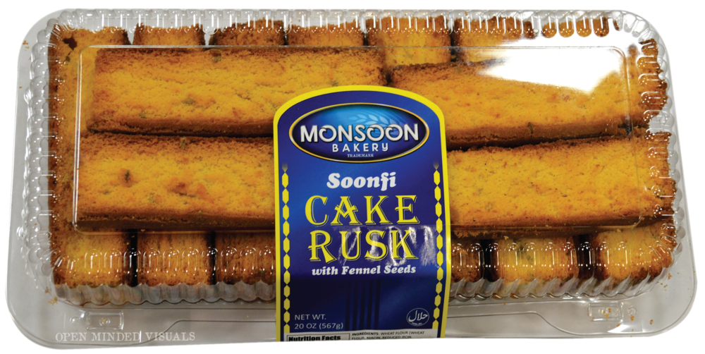 Soonfi Cake Rusk