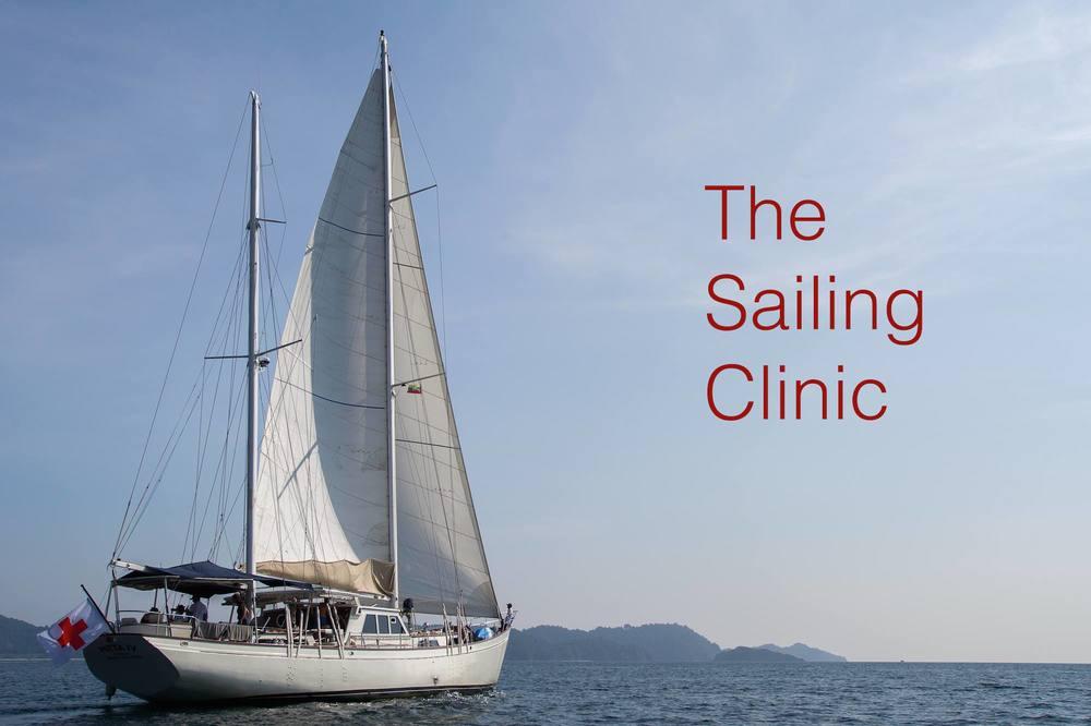 Burma boating Sailing Clinic