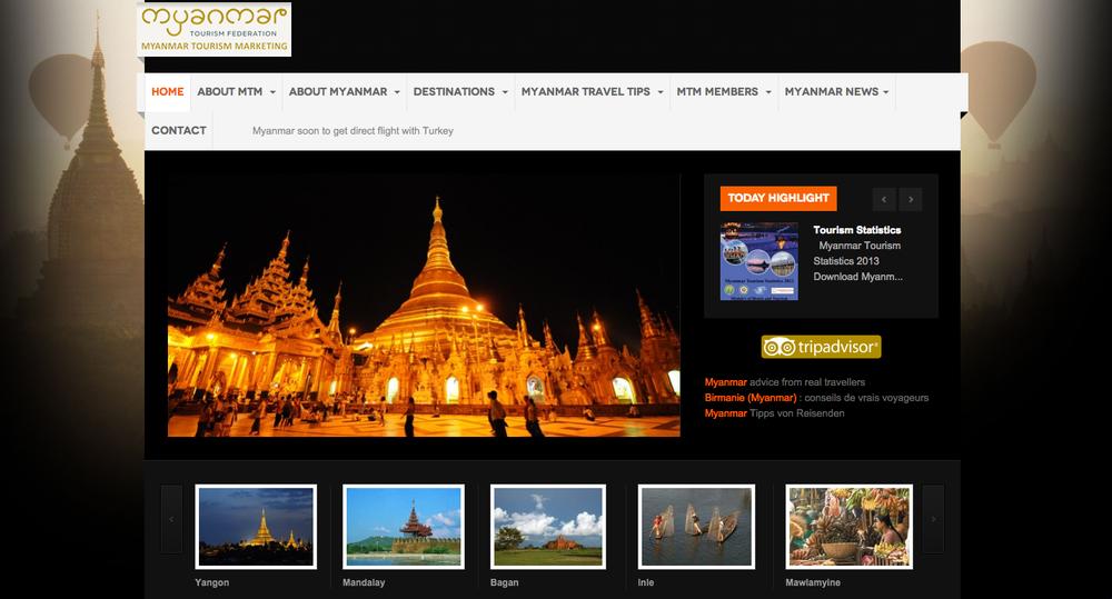 Myanmar Tourism Marketing Burma Boating