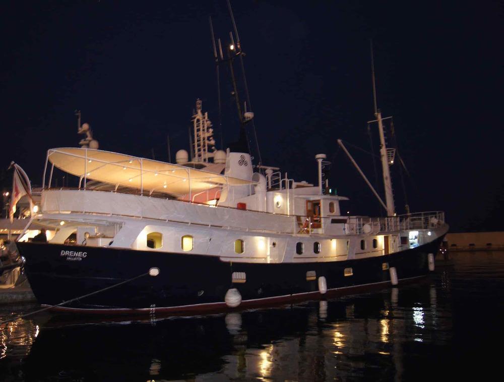 Motor yacht Drenec Kawthaung islands burma sailing.jpeg
