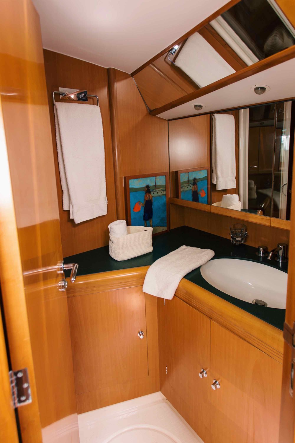 Y Not_nicely decorated lavatory on boat sailing in Myanmar's Mergui_XS.jpeg