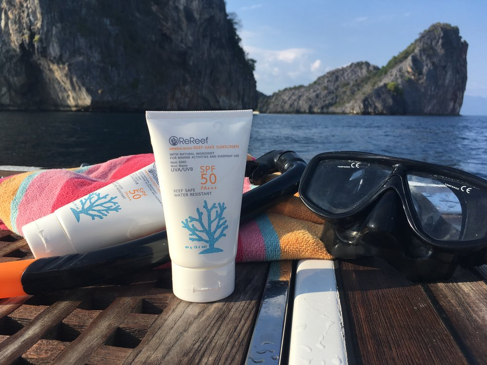 Rereef Sunscreen