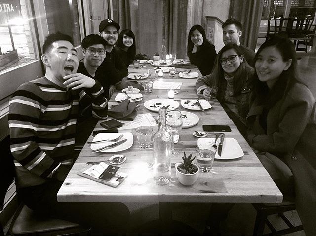 D-01 #transition Last supper – It's not what you lose but what you've gained.