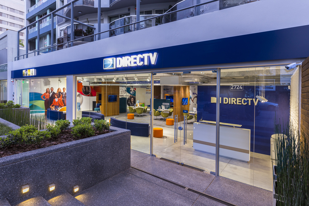 Directv Showroom