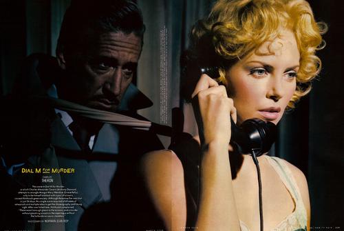 莎莉賽隆 |《電話情殺案》Dial M For Murder
