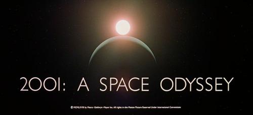 2001太空漫遊 2001: A Space Odyssey | Dir. Stanley Kubrick | 1968