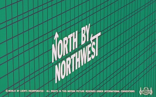 北西北 North by Northwest |Dir.Alfred Hitchcock | 1959