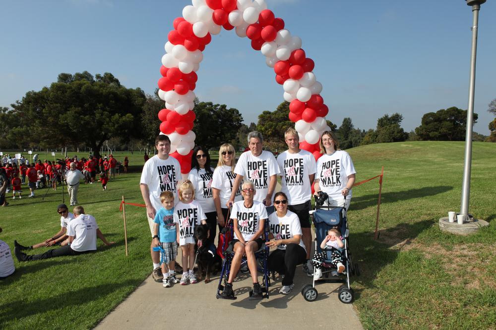 Orange County ALS Walk