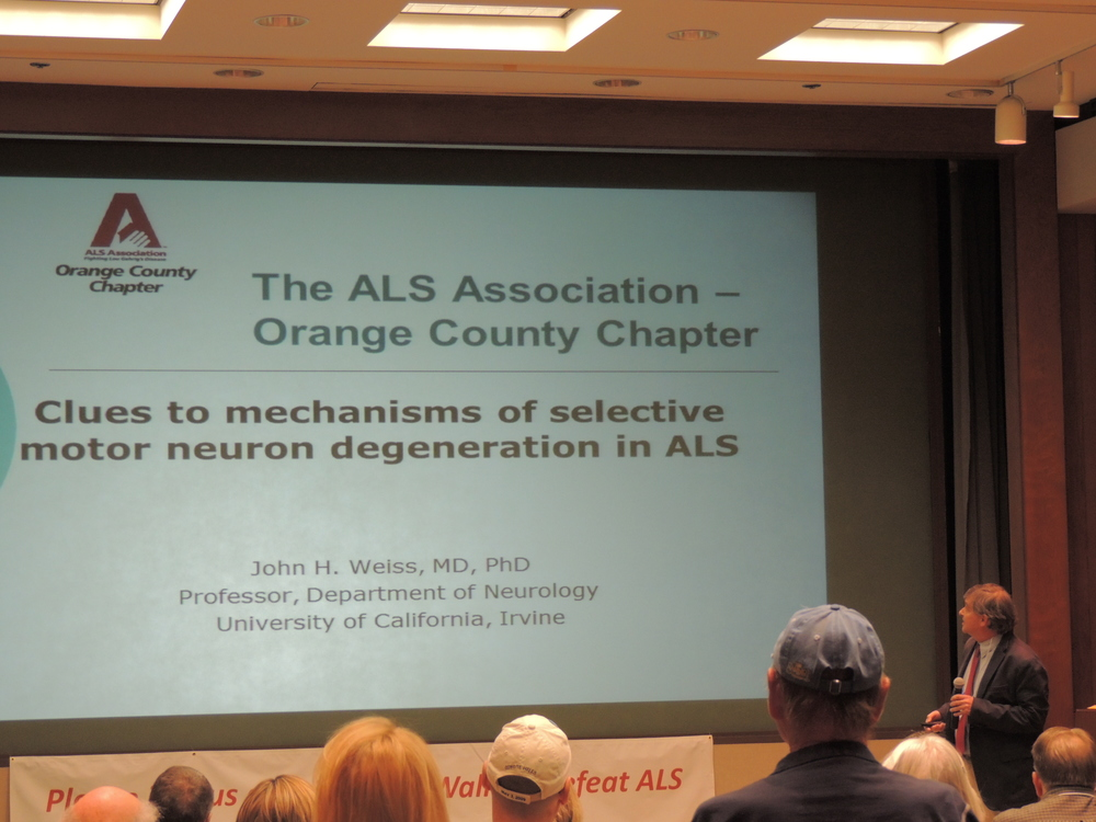 John Weiss, MD, PhD – Professor, Department of Neurology, UCI
