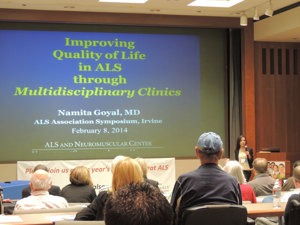 Namita Goyal, MD – Neurologist, UCI