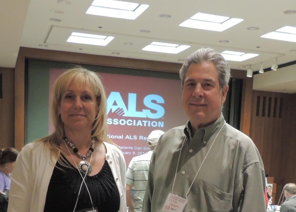 Jack Hoyt & Laure Taddonio - Trish's Angels Board of Directors