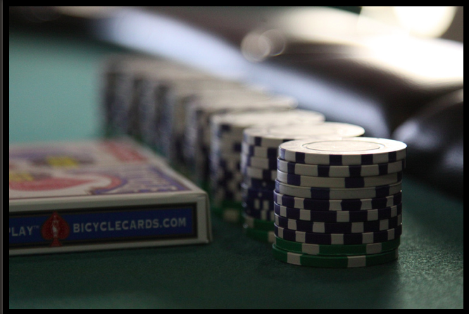 Texas Hold'Em Tournament 5/10/14