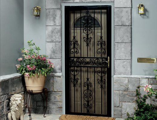 Security Doors and security door installation in Cincinnati, OH