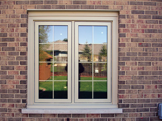 Cincinnati casement windows and window installation sentry for Replacement window sizes