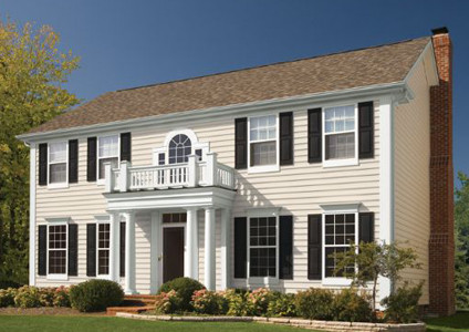 Vinyl siding installation for your Cincinnati, OH home from Sentry.