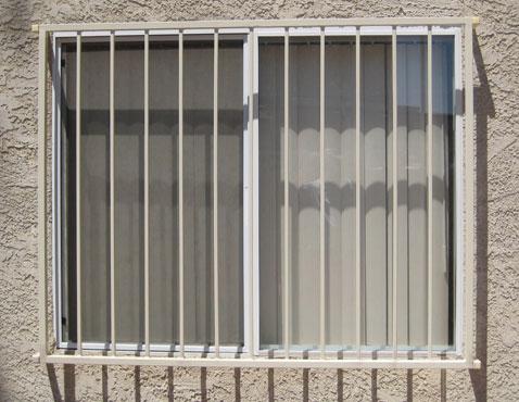 Cincinnati Window Guards And Burglar Bars Sentry