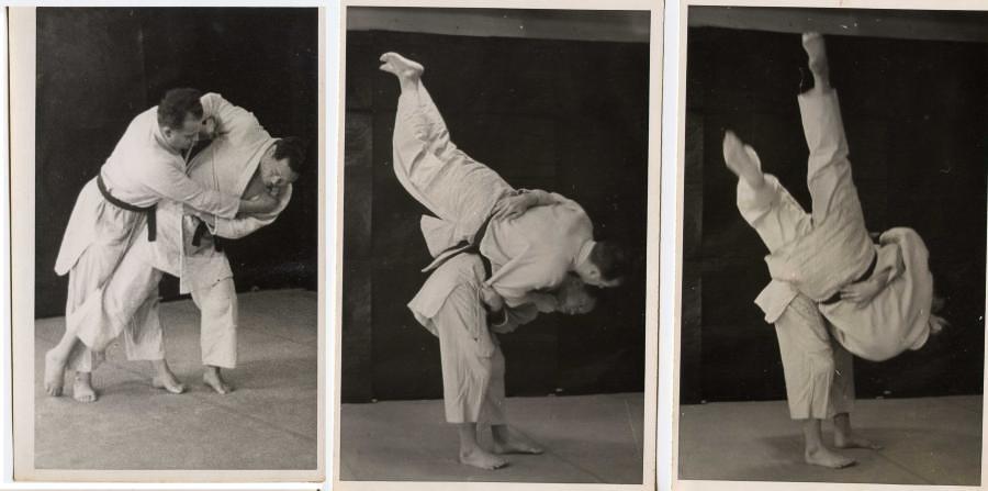 Judo Sequence