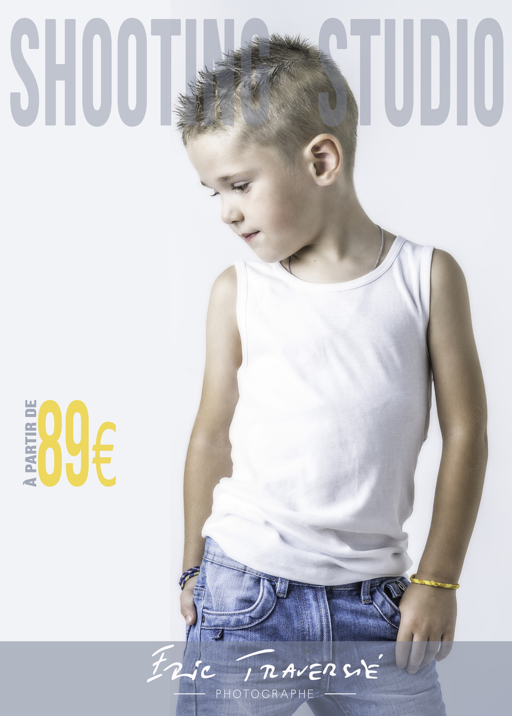 shooting studio enfants