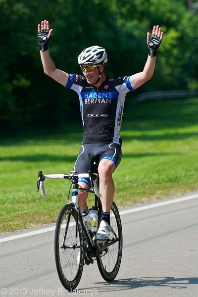 Micahel Prater 2013 Ohio State Masters Road Race Championships