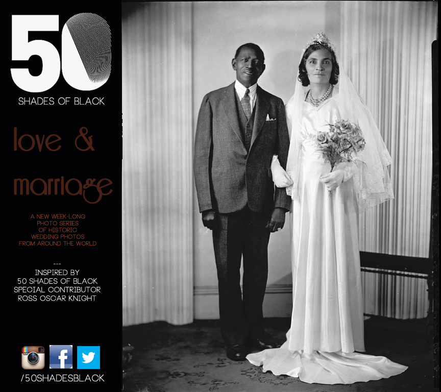 50 Shades of Black:  Love and Marriage