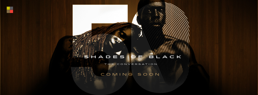 Teaser Book Cover - 50 SHADES OF BLACK