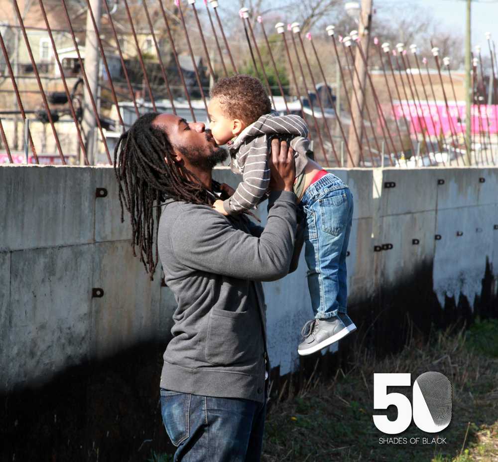 Atlanta Music Video features black fathers and their sons
