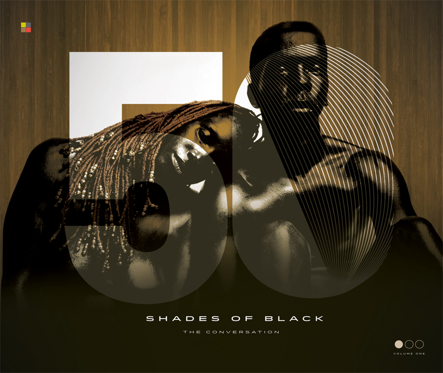 50 Shades of Black Vol. 1 (of a soon to be 3 volume book series) is comprised of contributions from people all over the world in the form of scholarly essays, personal narratives, poems, photographs, paintings, and other artistic contributions.   *First Edition Print SOLD OUT