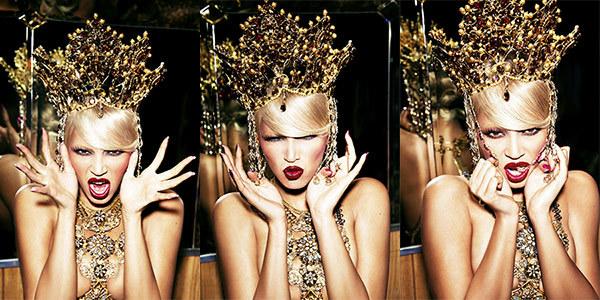 Beyonce via ArtInFact Mag