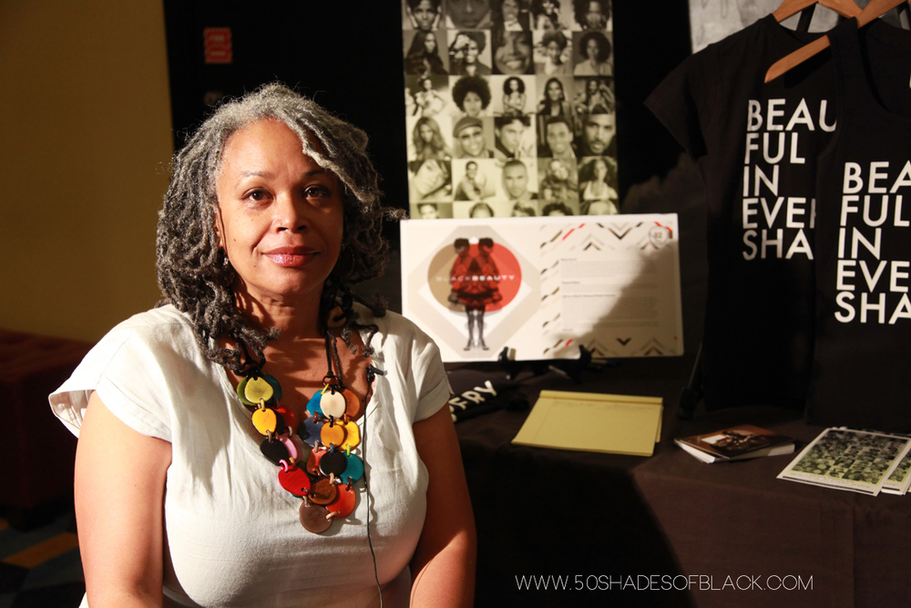 "Yvonne Rosegarden of African American and American Indian ancestry sits down with 50 Shades of Black to discuss ""From Above"" starring Danny Glover."