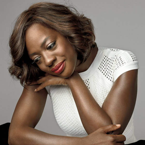 "Viola Davis, who stars in ""How to Get Away With Murder,"" which debuts on Sept. 25 on ABC.  GRAEME MITCHELL FOR THE NEW YORK TIMES"
