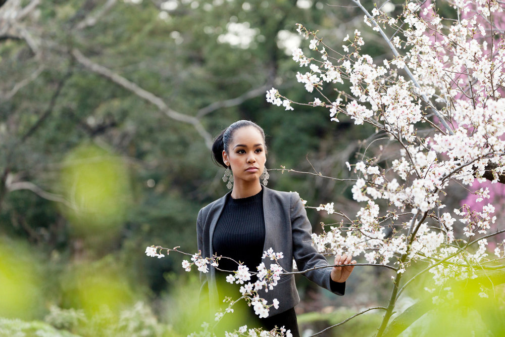 Ariana Miyamoto by   KO SASAKI FOR THE NEW YORK TIMES