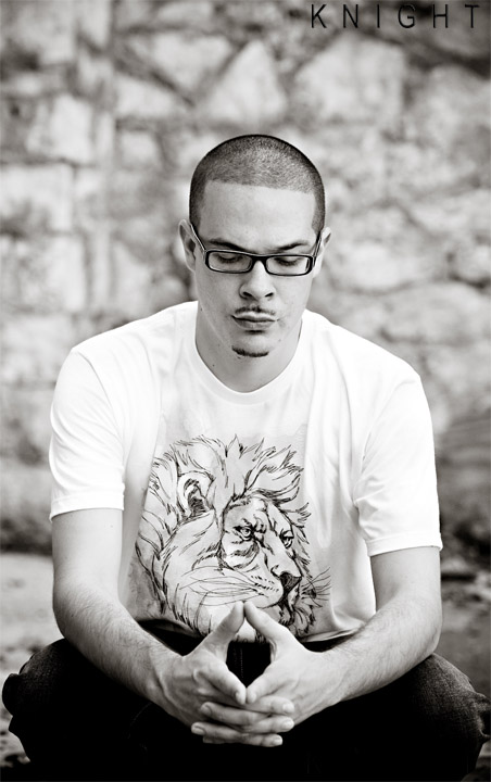 Photo of Shaun King by Ross Oscar Knight